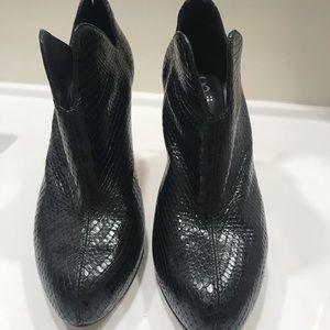 Barneys New York Black Co Op Boots/Booties size37